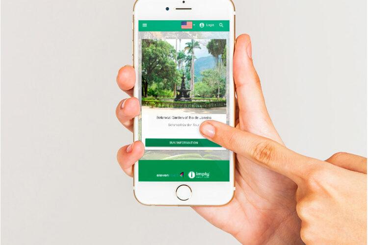 Imply® moderniza la venta de tickets en el Jardín Botánico de Río de Janeiro
