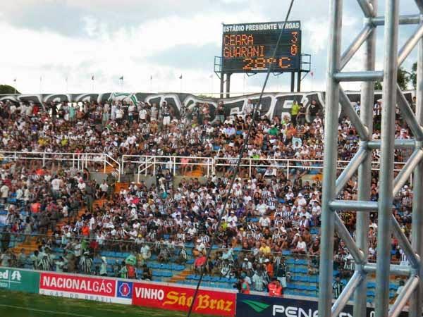Presidente Vargas Stadium inaugurates Imply® Score Panels
