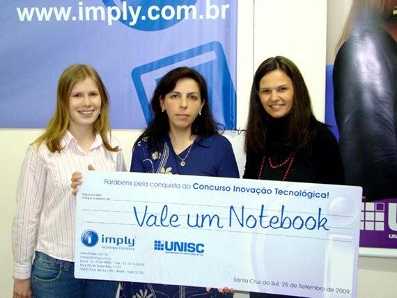 Premiação do Concurso Inovação Tecnológica