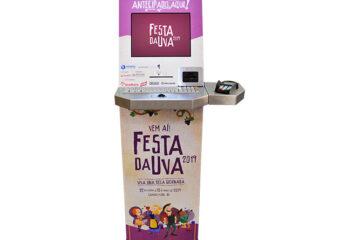 Imply® e Eleven Tickets® levam inovação para Festa Nacional da Uva